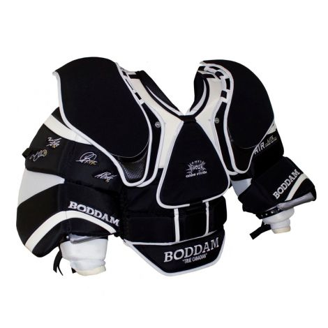 Boddam Lacrosse Air Lite 2019 Box Goalie Chest & Arm Pad - Cat 3
