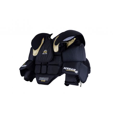 Boddam Lacrosse Evolution Box Goalie Chest & Arm Pad - Cat 3