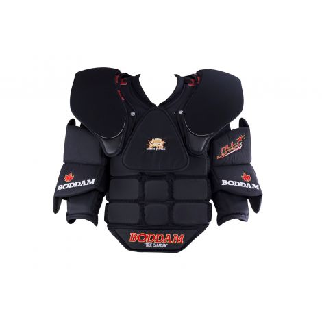 Boddam Lacrosse Extreme Flex Box Goalie Chest & Arm Pad - Cat 3
