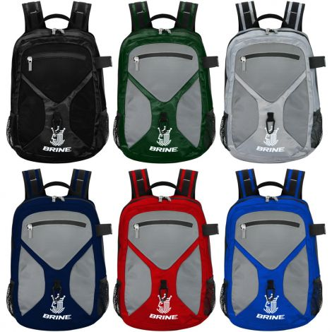 Brine Lacrosse Blueprint Backpack Bag