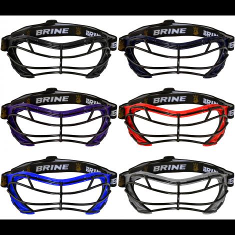 Brine Lacrosse Dynasty II Goggles
