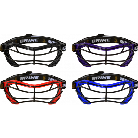 Brine Lacrosse Dynasty II Ti Goggles