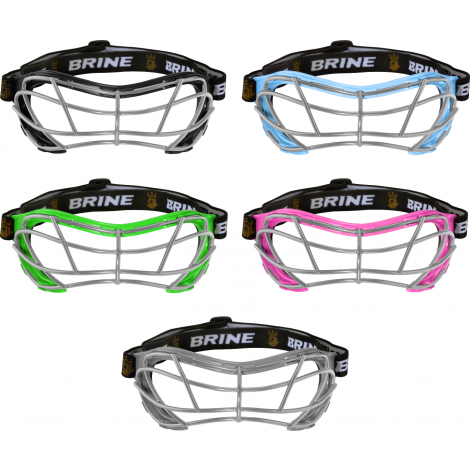 Brine Lacrosse Dynasty Rise Youth Goggles