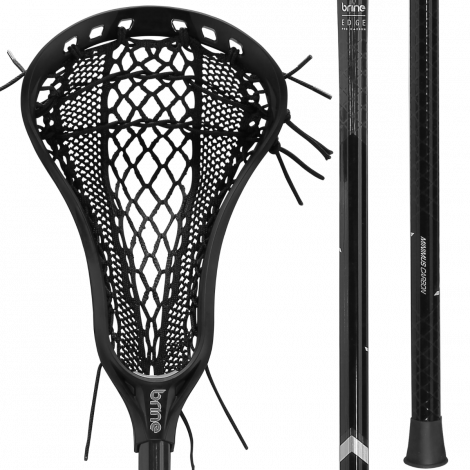 Brine Lacrosse Edge Pro + Edge Pro Carbon Shaft