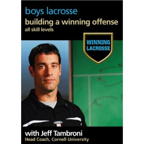 Building a Winning Offense (Advanced) DVD - Jeff Tambroni