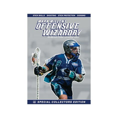 Mark Millon's Offensive Wizardry Instructional DVD