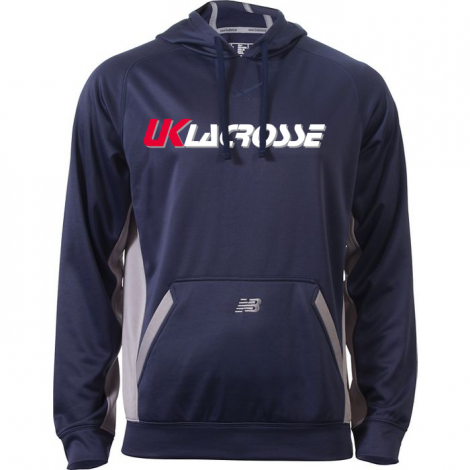 New Balance UKLacrosse Performance Tech Hooded Sweatshirt