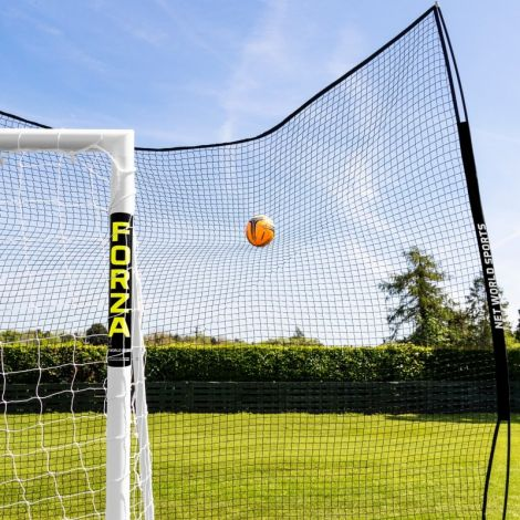 Pop-Up Stop That Ball™ - 20FT Ball Stop & Post System