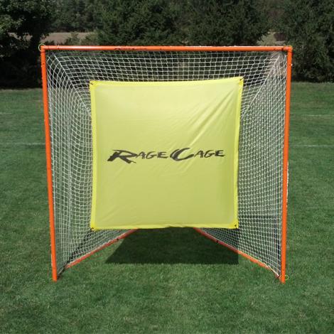Rage Cage Lacrosse Brave Goal