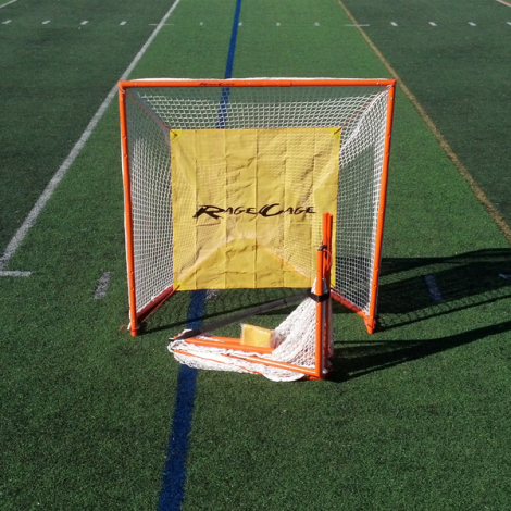 Rage Cage Lacrosse Club Goal