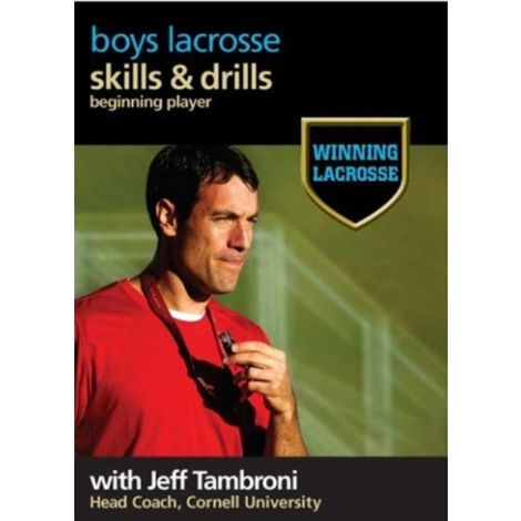 Skills & Drills (Beginners) DVD - Jeff Tambroni