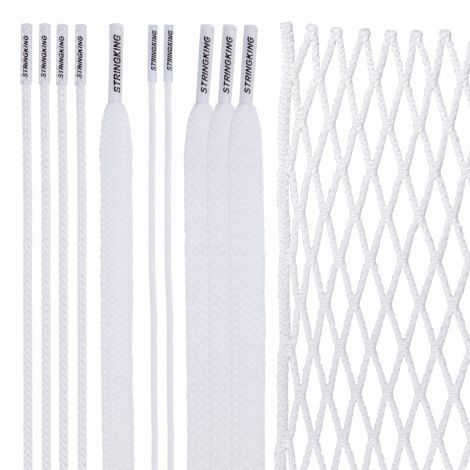 StringKing Lacrosse Grizzly Type 1 Performance Goalie Mesh Piece