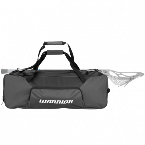 Warrior Lacrosse Black Hole Shorty Equipment Bag 2021