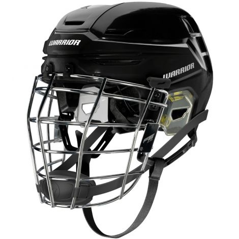 Warrior Lacrosse FatBoy Alpha One Pro Box Helmet