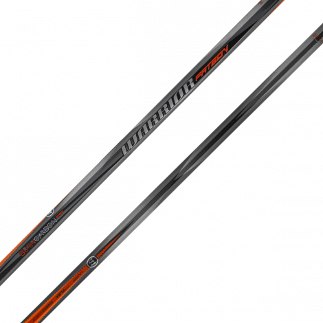 Warrior Lacrosse FatBoy Burn Pro Carbon Box Shaft