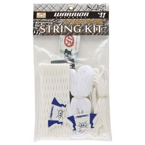 Warrior Lacrosse Hard Mesh Stringing Kit