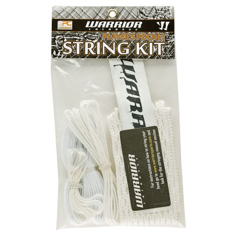 Warrior Lacrosse Soft Mesh Stringing Kit