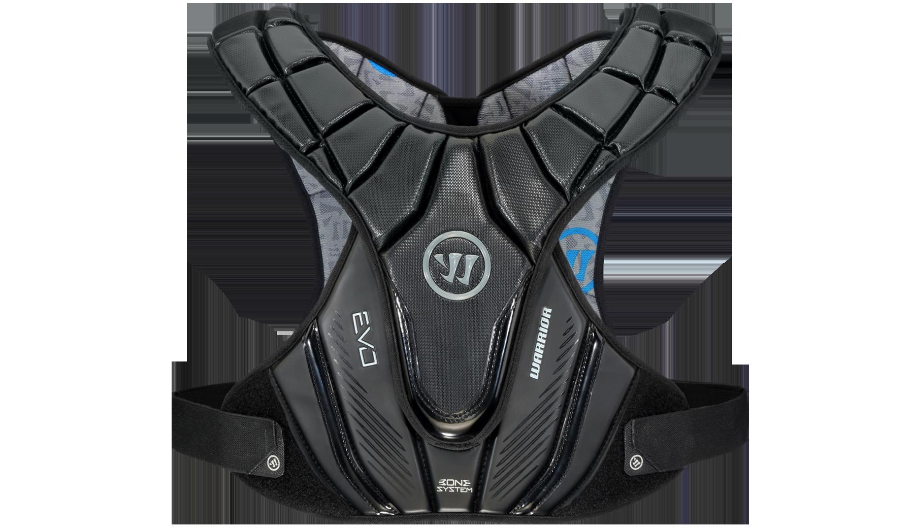 New Warrior Evo Hitlyte Shoulder Pads Large